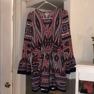 Gianni Bini long sleeve Romper
